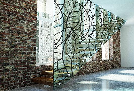 Glass Panel par Interlam