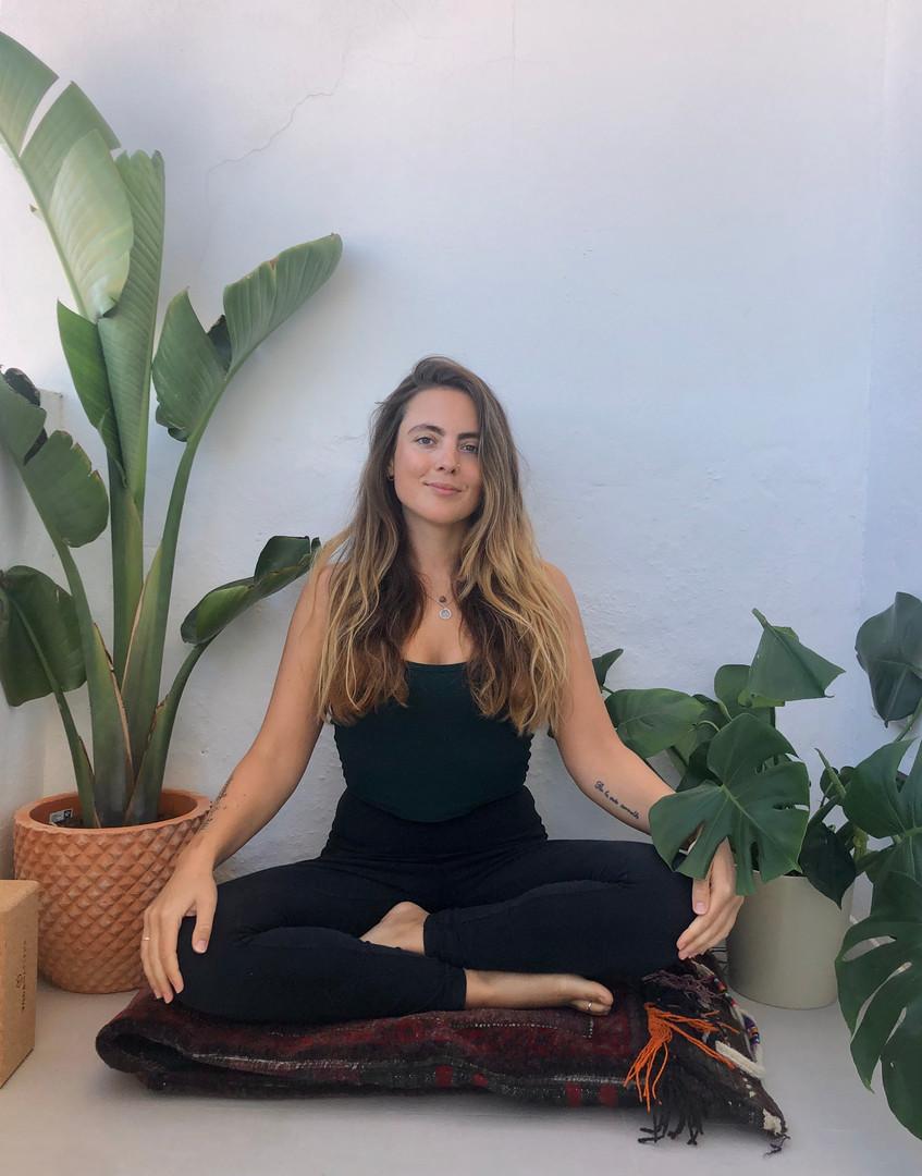 Yoga at your villa