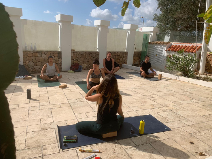 Private group classes