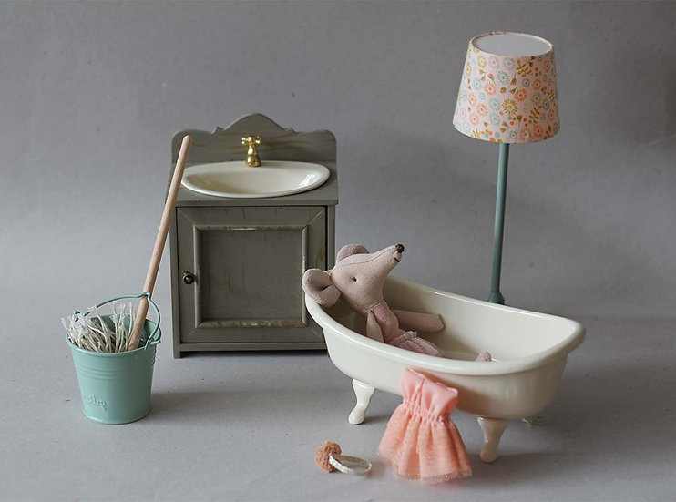 Miniature Bathroom Suite