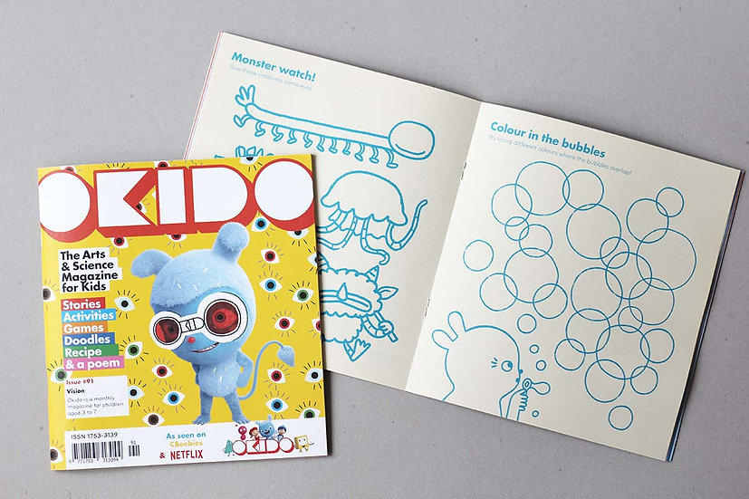 Okido - Vision Issue 91