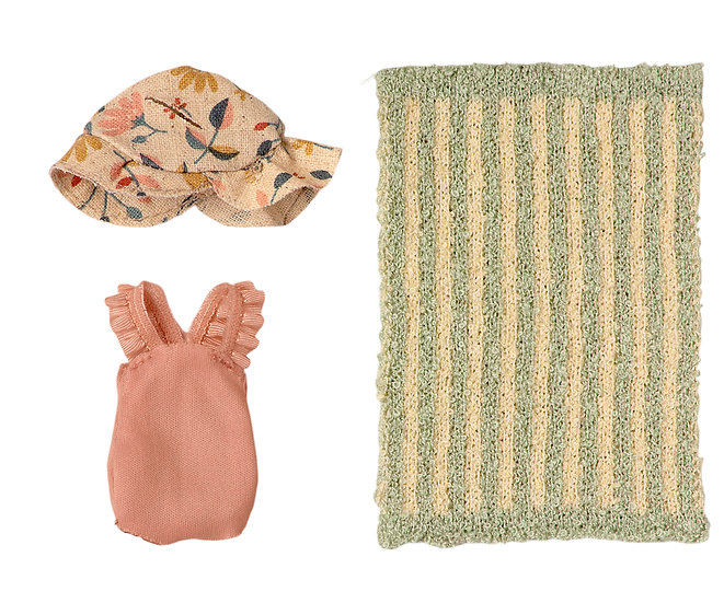 Beach set - for Big Sister Mouse (Pre-Order)