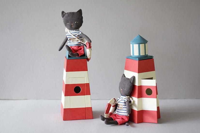 The Cat Sauveteur - Life Guard