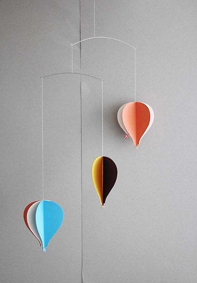 Hot Air Ballon Mobile
