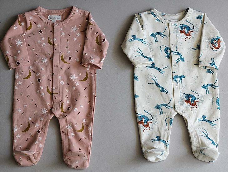 Star Pattern Pyjamas/Cheetah pattern pyjama