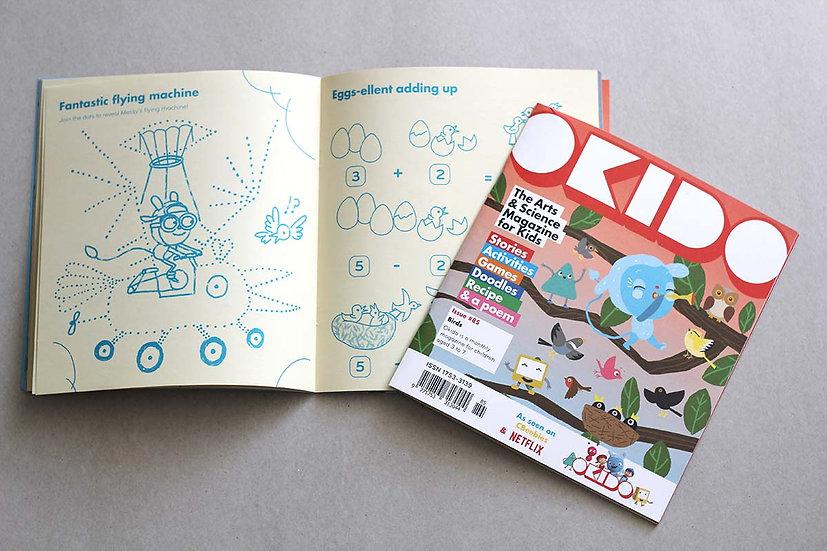 Okido - Birds Issue #85