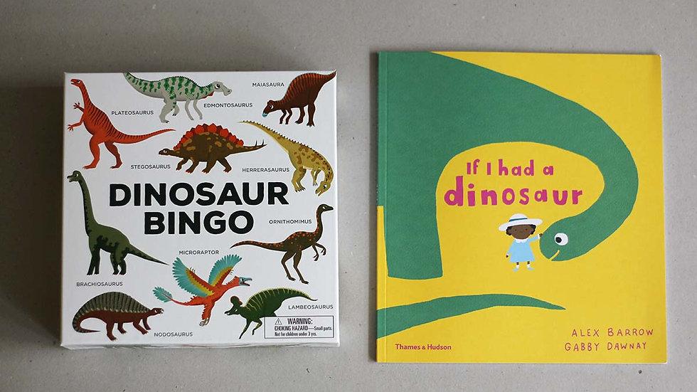 Dinosaur Bingo / If I had a Dinosaur