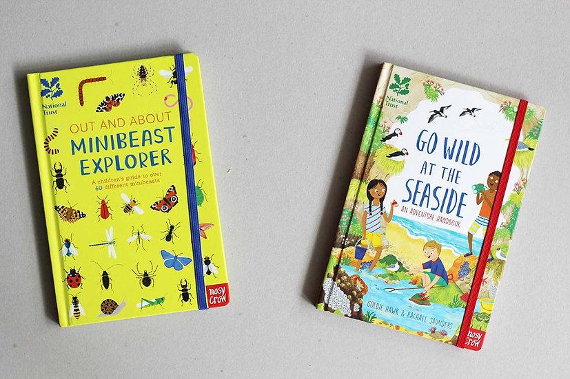 Minibeast Explorer / Go wild at the Seaside