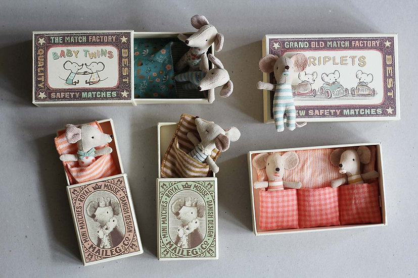 Baby Matchbox Collection