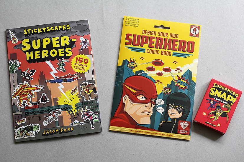 Superhero Collection