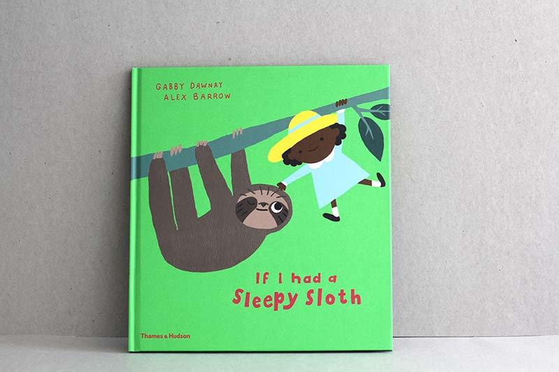 If I had a Sleepy Sloth