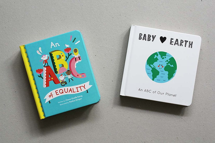 An ABC of Equality / Baby Earth