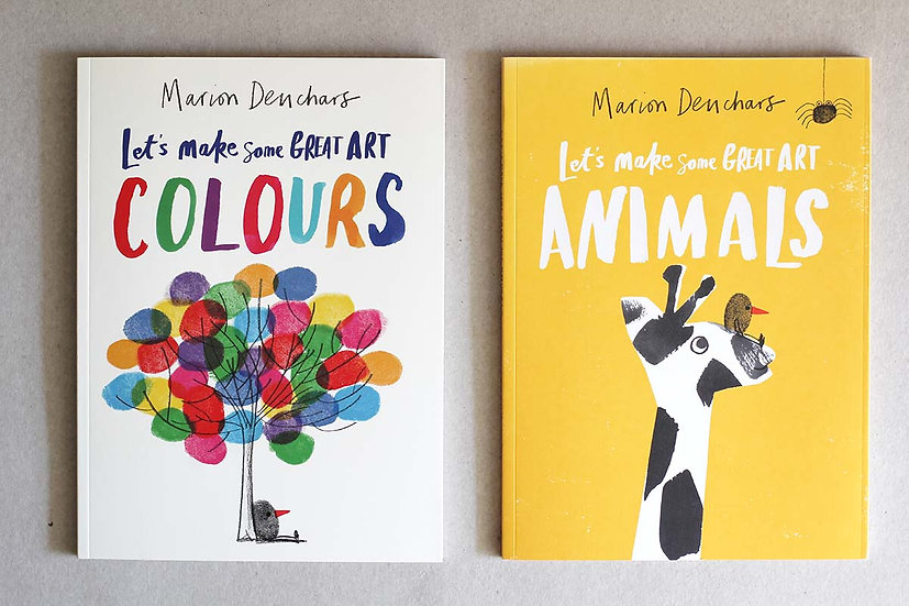 Let's Make Great Art Colours / Animals