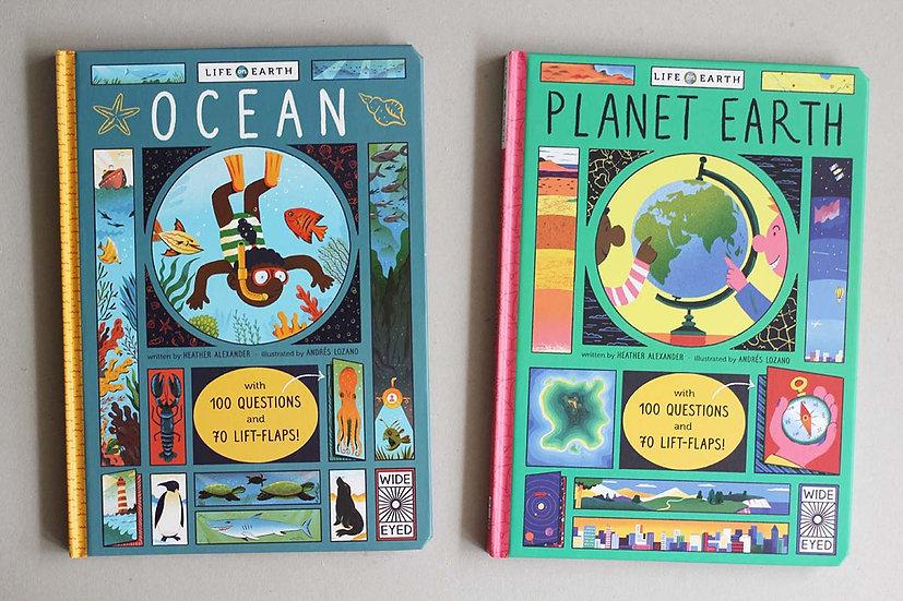 Life on Earth: Ocean/ Planet Earth