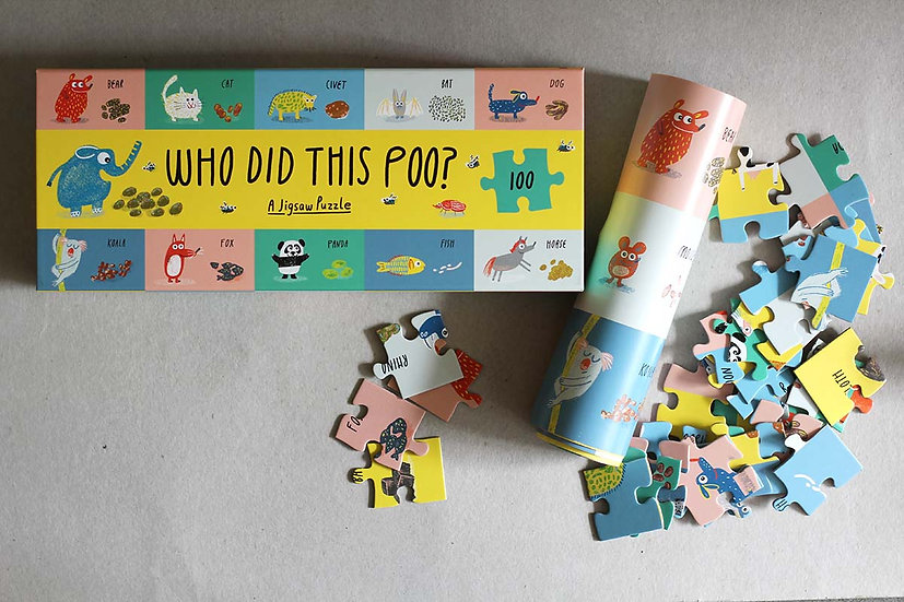 Who Did This Poo? Puzzle