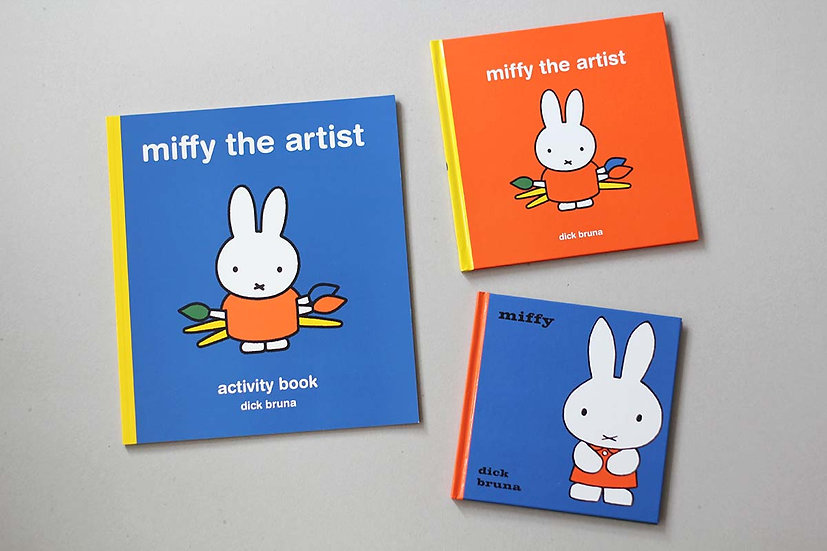 Miffy Books & Activity