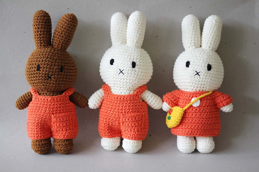 Miffy & Melaine casual outfit