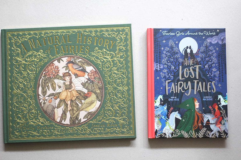 The Natural History of Fairies / The Lost Book of Fairy Tales