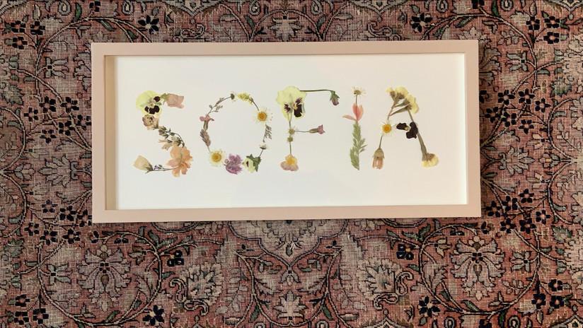 Sofia by Maison Floralia