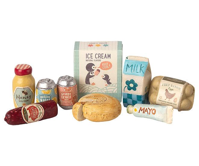 Miniature Grocery Box