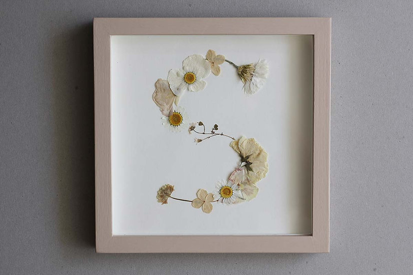 Customise single Letter  by Maison Floralia