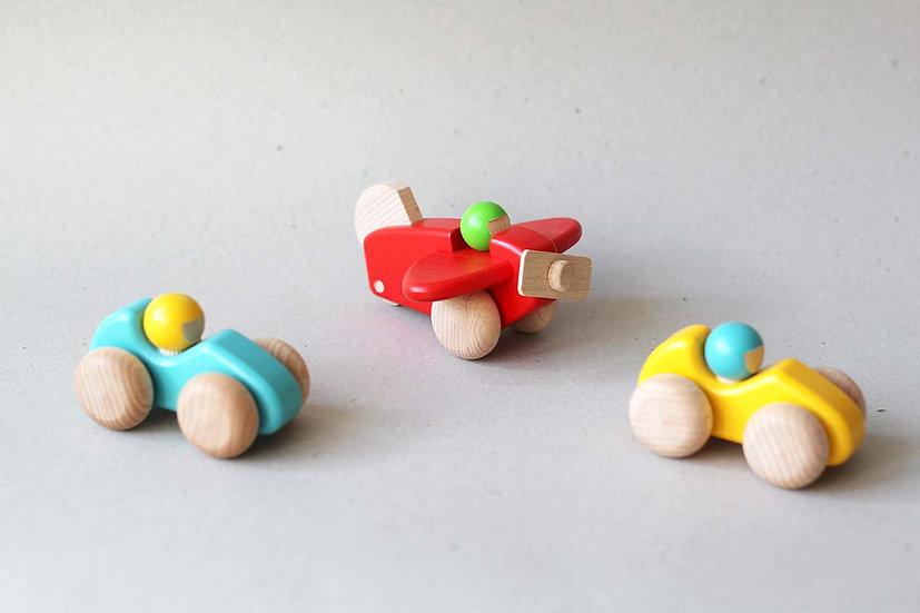 Mini Wooden Transport