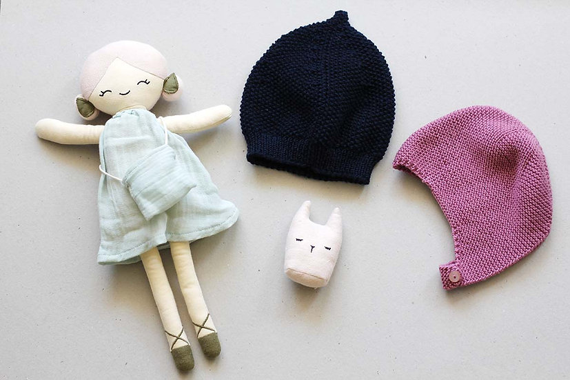 Cosy wooly Collection