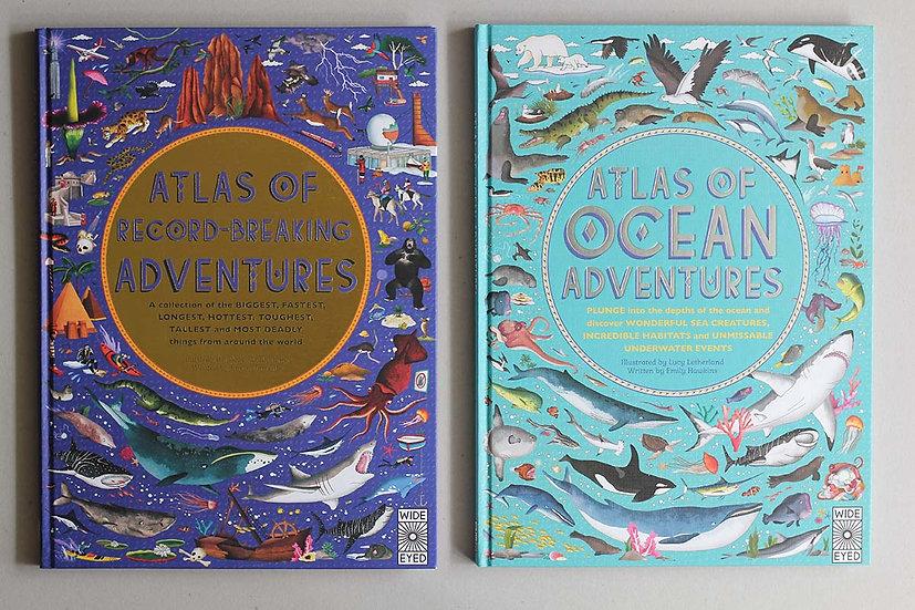 Atlas of Record Breaking / Ocean Adventures