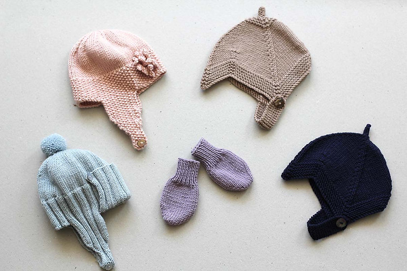 First Size Knitted Woolies