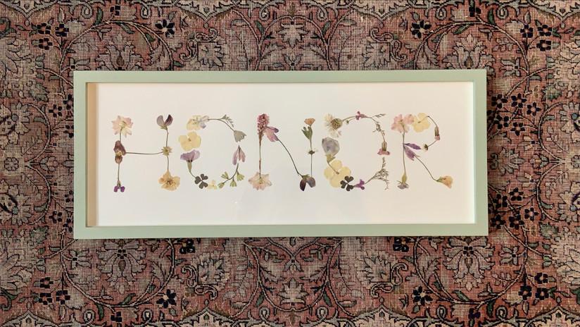 Honor by Maison Floralia