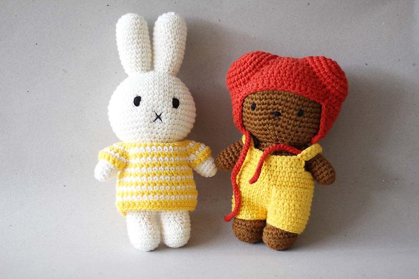 Miffy & Boris