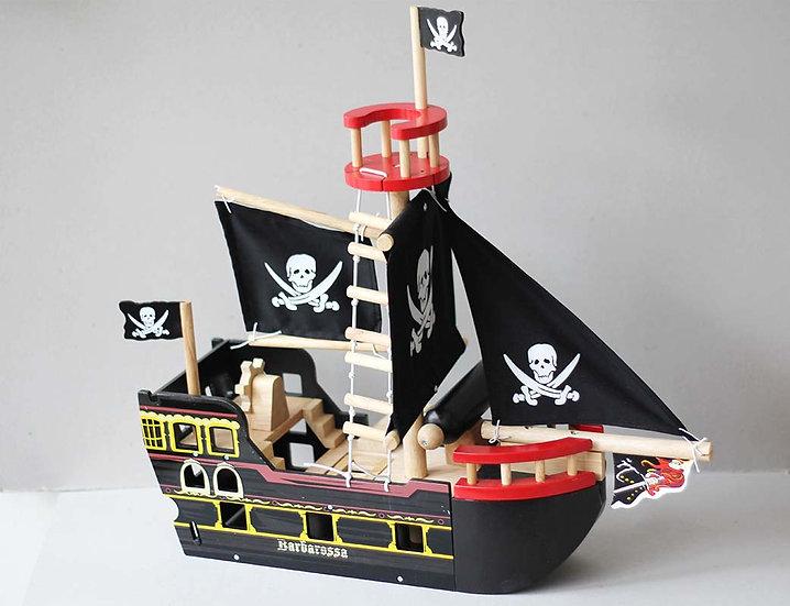 Barbossa Pirate Ship