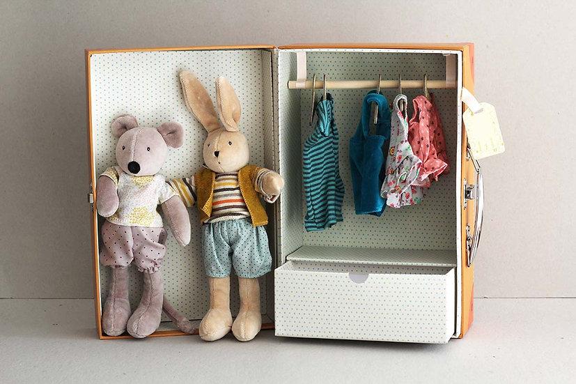 Mini Wardrobe Suitcase