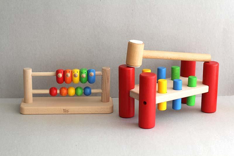 Sparrow Abacus / Hammer Board