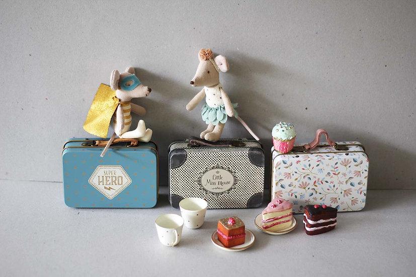 Little Super Hero / Little Miss Mouse / Cake Set