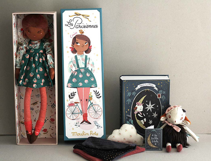 Cerise Doll / Beautiful Night book