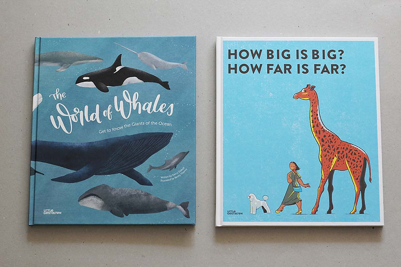 The World of Whales / How big is big? How far is far?