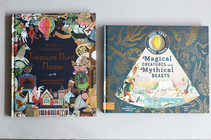 Treasure Hunt House / Magical Creatures and Mystical Beasts