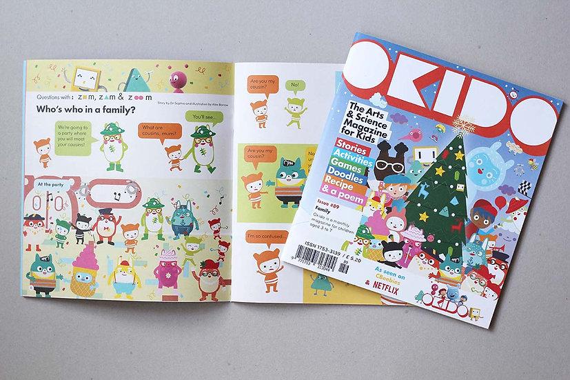 Okido - FAMILY ISSUE  89