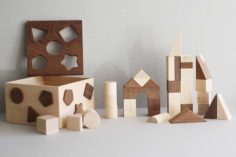 Sort Box /Building Blocks