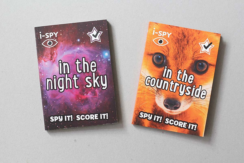 I-Spy in the Night Sky / Countryside