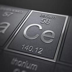 Getty Images - Cerium Element