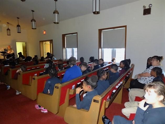 Chapel 10/26