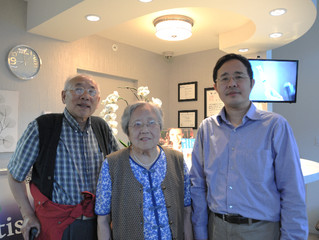 False Creek Pure Dental: the second generation of dentists in Xu family