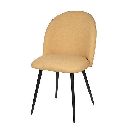 ajouter aux favoris Sélection client  Chaise Beetle jaune