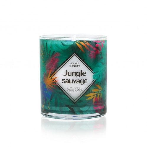 bougie jungle sauvage 180gr