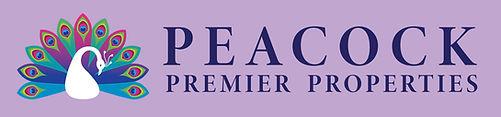 Peacock Premier Properties Logo Horizont