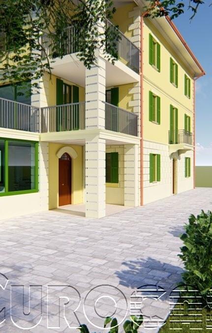 nuove abitazioni in villa liberty