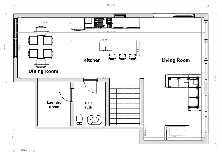 4711 Pond Dr. Kitchen Floorplan.jpg