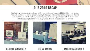 Our 2019 Recap